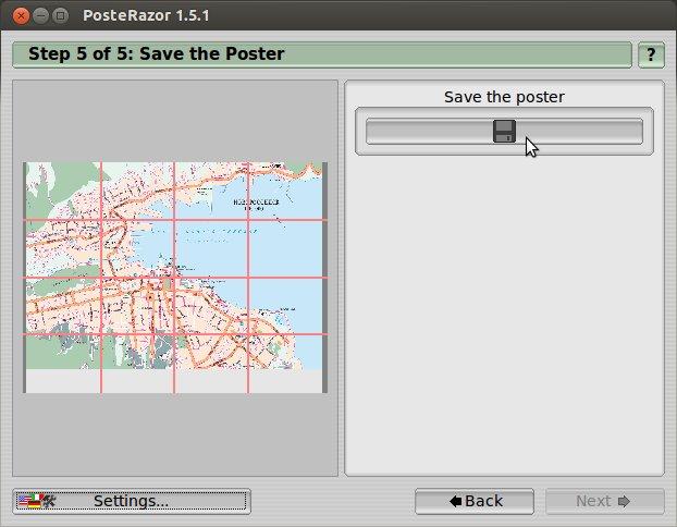 Как распечатать плакат на принтере а4