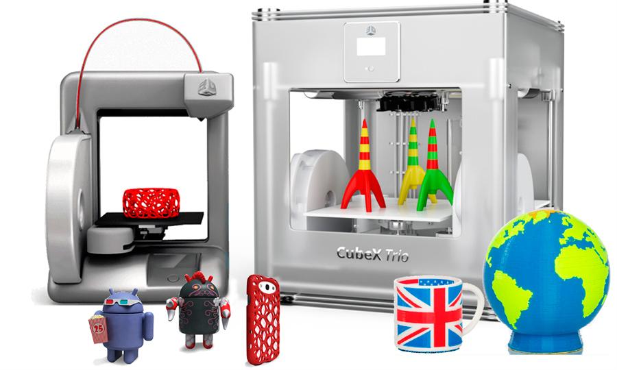 3D-печать: история